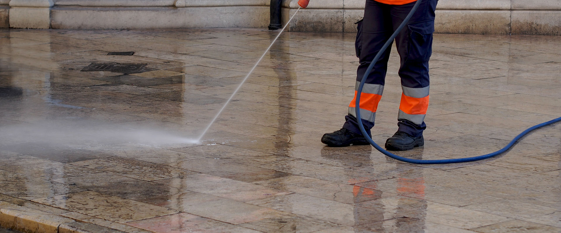 commercial pressure washing durham