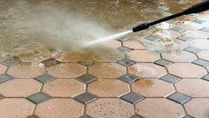 pressure washing durham patio