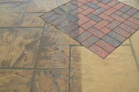 Pressure Washing Patios